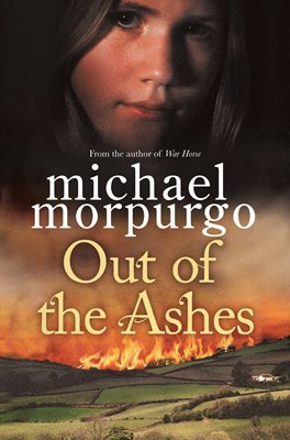 Book cover for Out of the Ashes
