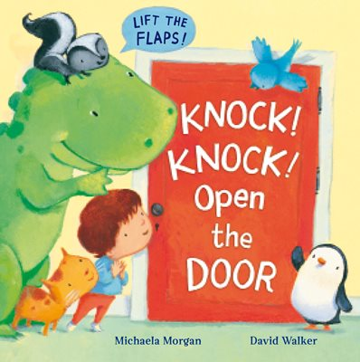 Book cover for Knock! Knock! Open the Door