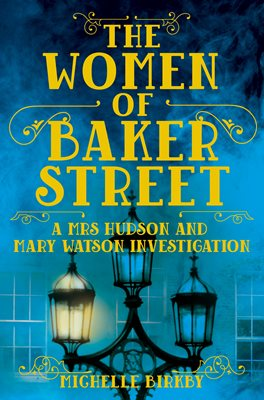 Book cover for The Women of Baker Street