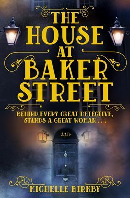 Book cover for The House at Baker Street
