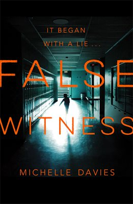 Book cover for False Witness