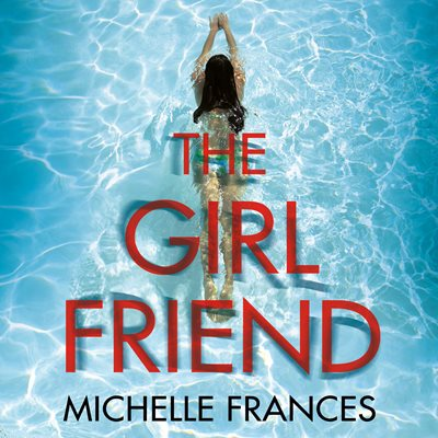 Book cover for The Girlfriend