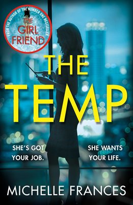 Book cover for The Temp
