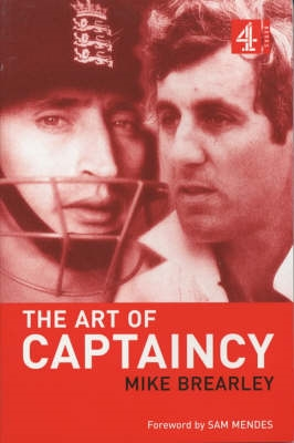 Book cover for The Art of Captaincy