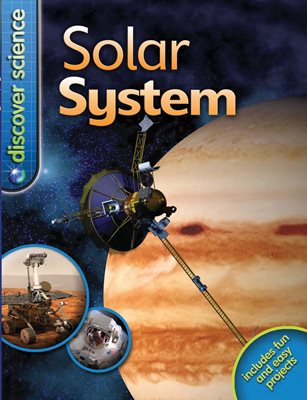 Book cover for Discover Science: Solar System