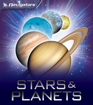 Book cover for Navigators: Stars and Planets