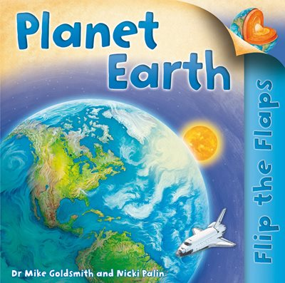 Book cover for Flip the Flaps: Planet Earth