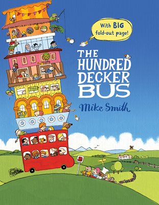 Book cover for The Hundred Decker Bus
