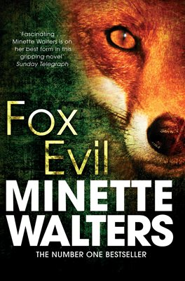 Book cover for Fox Evil