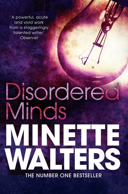 Book cover for Disordered Minds