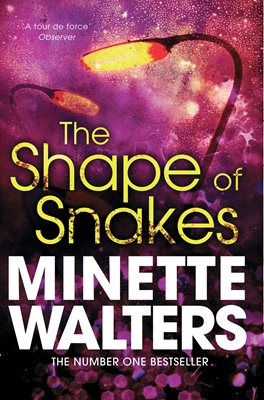 Book cover for The Shape of Snakes