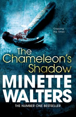 Book cover for The Chameleon's Shadow