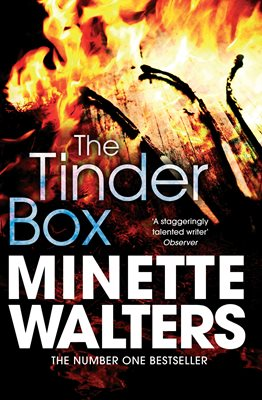 Book cover for The Tinder Box