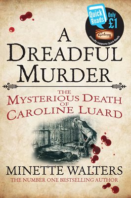 Book cover for A Dreadful Murder