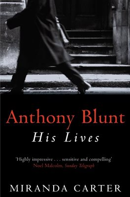 Book cover for Anthony Blunt