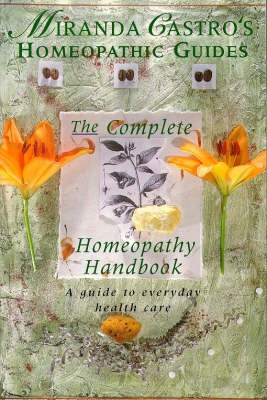 Book cover for Miranda Castro's Homeopathic Guides
