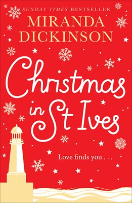 Book cover for Christmas in St Ives
