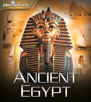 Book cover for Navigators: Ancient Egypt