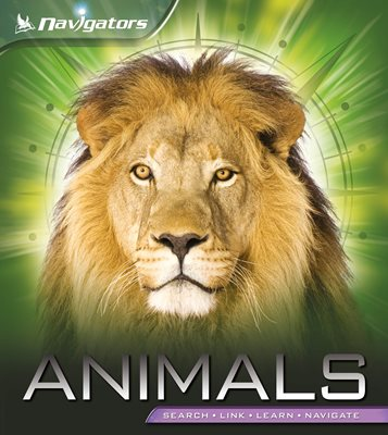 Book cover for Navigators: Animals