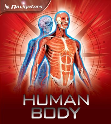 Book cover for Navigators: Human Body