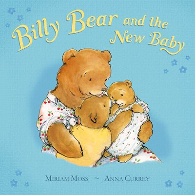 Book cover for Billy Bear and the New Baby