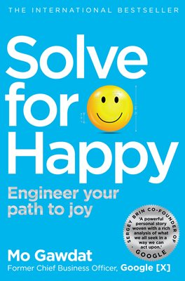 Book cover for Solve For Happy
