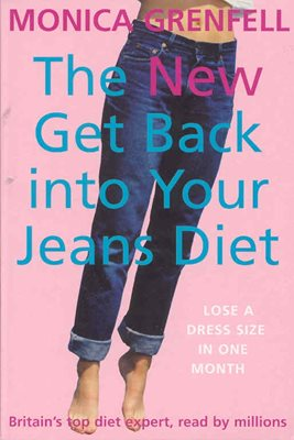 Book cover for The New Get Back Into Your Jeans Diet