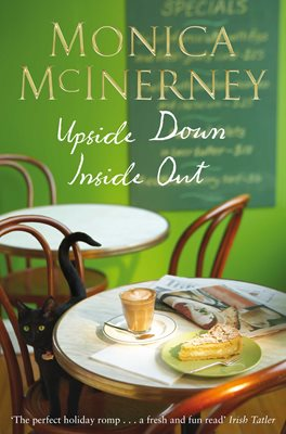 Book cover for Upside Down Inside Out