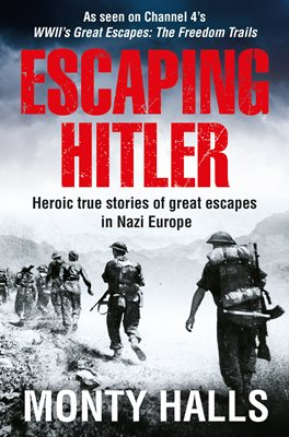 Book cover for Escaping Hitler