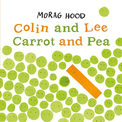 Book cover for Colin and Lee, Carrot and Pea