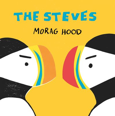Book cover for The Steves