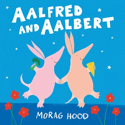 Book cover for Aalfred and Aalbert
