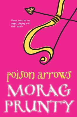 Book cover for Poison Arrows