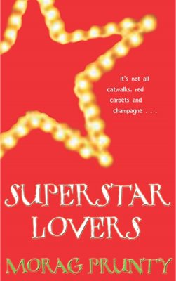 Book cover for Superstar Lovers