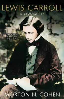 Book cover for Lewis Carroll: A Biography
