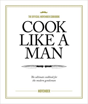 Book cover for Cook Like A Man
