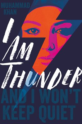 Book cover for I Am Thunder