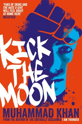 Book cover for Kick the Moon