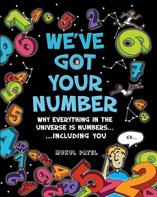 Book cover for We've Got Your Number