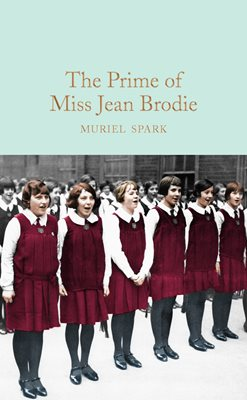 Book cover for The Prime of Miss Jean Brodie