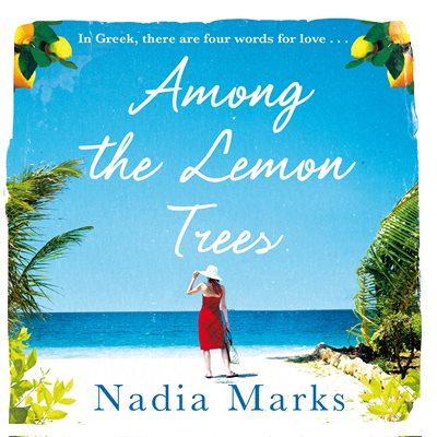 Book cover for Among the Lemon Trees