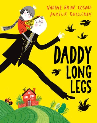 Book cover for Daddy Long Legs