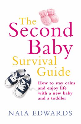 Book cover for The Second Baby Survival Guide