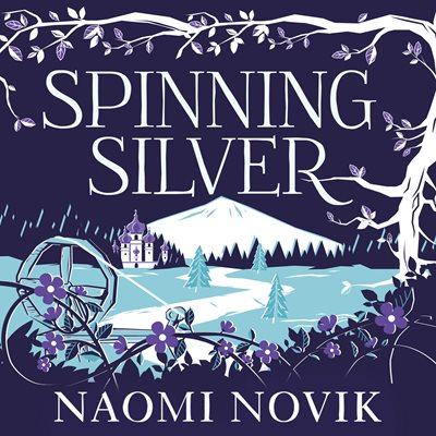 Book cover for Spinning Silver