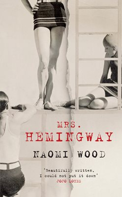 Book cover for Mrs. Hemingway