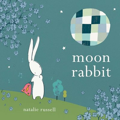 Book cover for Moon Rabbit