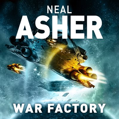 Book cover for War Factory