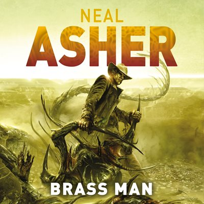 Book cover for Brass Man
