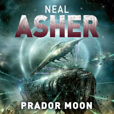 Book cover for Prador Moon