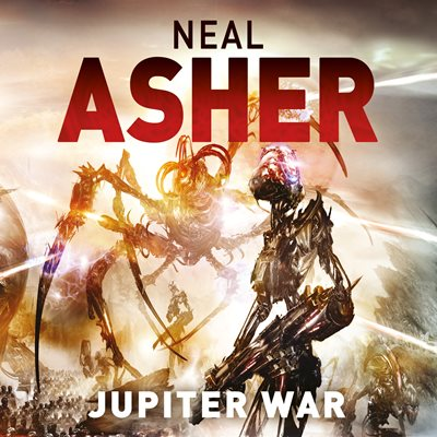 Book cover for Jupiter War
